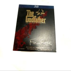 The Godfather DVDCollectionThe Coppola Restoration